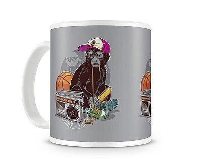 Caneca Monkey - Elefante Rei