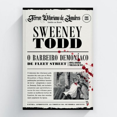 Sweeney Todd, o Barbeiro de Fleet Street