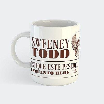 Caneca Sweeney Todd