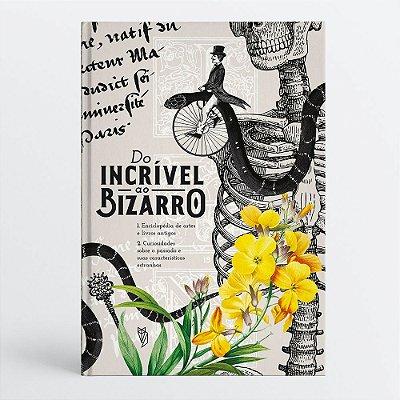 Enciclopédia Do Incrível ao Bizarro | EM BREVE | Pré-venda será aberta em 06/06