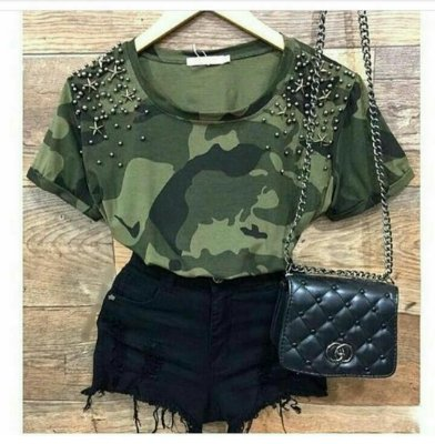 T-Shirt Militar