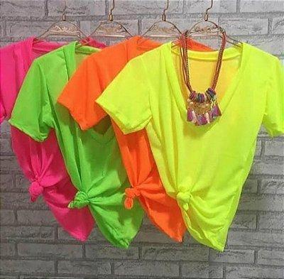 T-Shirt Podrinha Neon
