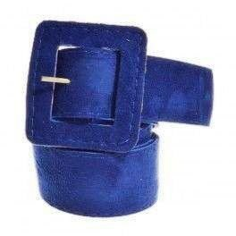 Cinto Retrô Azul