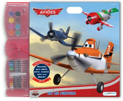 Kit De Pintura Avioes