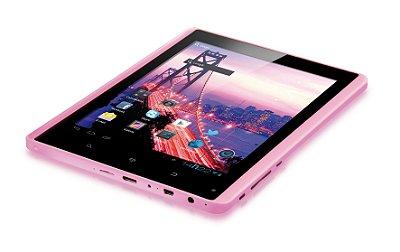 Tablet M9 Quad Core Rosa - Nb174