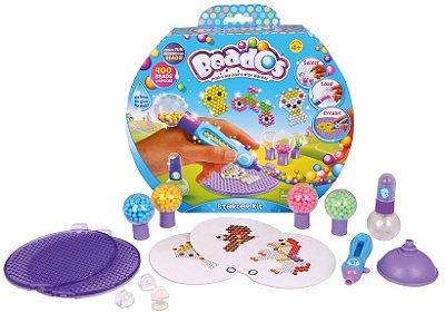 Brinquedo Beados Starter Kit BR563 Multikids