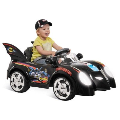 Carro Batman RC - EL 6V - Bandeirantes 2385