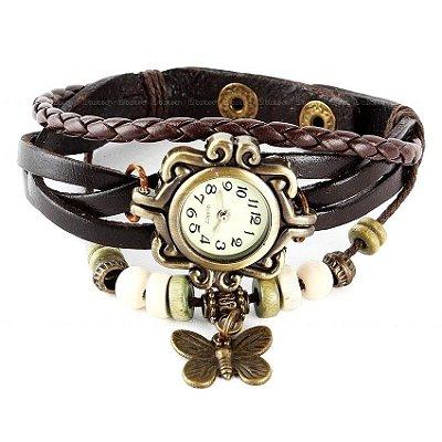 Relógio feminino Pulseira Cou