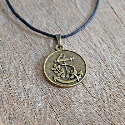 Cordão Medalha Náutica ANGRA - Cod 163F1