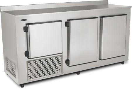 Balcão Refrigerado de Encosto BRE-200 - Conservex