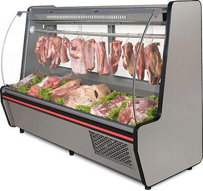 Balcão Refrigerado Visorâmico VIST-200 Conservex - Depósito refrigerado na parte inferior