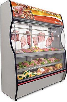 Vitrine Refrigerada Carnes VTRC-200 - Conservex