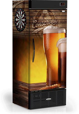 Cervejeira Refrigerada CRV-600/P Pub Conservex
