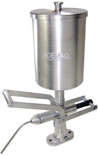 Doceira Recheadeira Copo em Alumínio - 5 Litros Ademaq