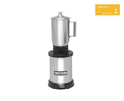 Triturador 2 litros Base Inox LR02 Croydon