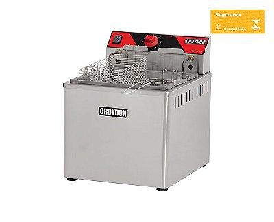 Fritadeira Elétrica de mesa 5000w Zona Fria FZM5 Croydon