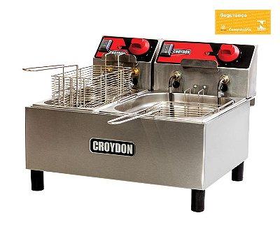 Fritadeira Elétrica(3 litros + 4,5 litros F1AB Croydon
