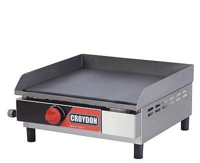 Churrasqueira Gás Queimador Gaveta (45 cm) FG04 Croydon