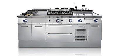 Cozinha Industrial linhas 900XP - Eletrolux