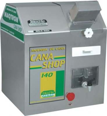 Moedor de Cana Elétrico Cana Shop Elétrica 200 - Maqtron