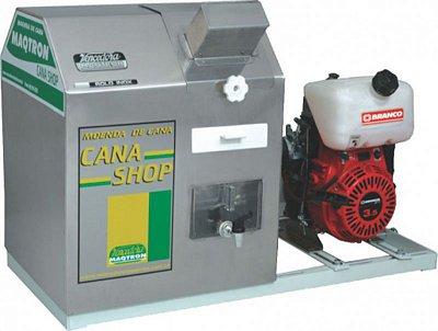 Moedor de Cana Elétrico Cana Shop Estacionária (motor opcional) - Maqtron