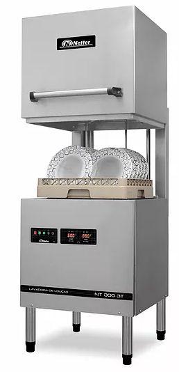 Lavadora de Louças Médio Volume NT 300 3T - Netter