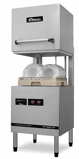 Lavadora de Louças Médio Volume NT 500 3T - Netter