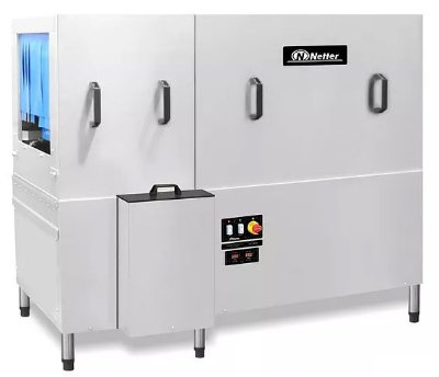 Lavadora de Louças Alto Volume 810 S MOP - Netter