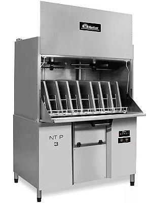 Lavadora de Utensílios de Panificação NT P3 - Netter