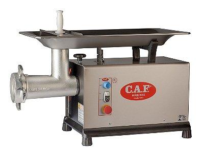 Picador de Carne CAF 98 DS Inox - Caf Máquinas