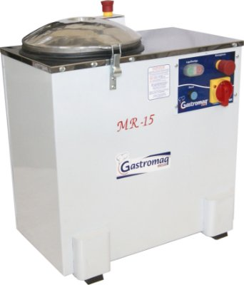 Amassadeiras Rápidas MR 15 - Gastromaq