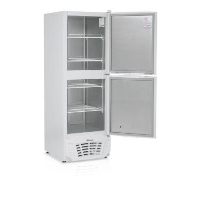 Conservador/Refrigerador Vertical Portas Cega Dupla Ação - GTPD-575 Gelopar