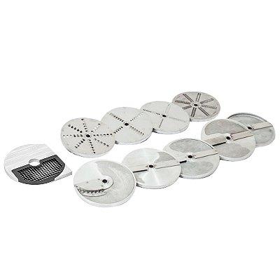 Discos para Processadores de Alimentos BM116NR / BM124NR / BM125NR - Bermar