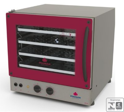 Forno Turbo Elétrico Turbo Fast Oven PRP-004 - Progás