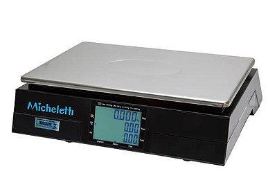 Balança Eletrônica Computadora Comercial LEGGERA 15kg - Micheletti