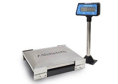 Balança Eletrônica Comercial para Check-out Brisa - Micheletti