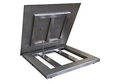 Balança Industrial Lava Rápido Inox 1000kg - Micheletti