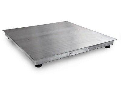 Balança Industrial Balança Plataforma Inox 1500kg - Micheletti