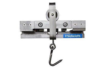 Balança Eletrônica Industrial Tendal de Trilho FRIGO 400kg - Michelett