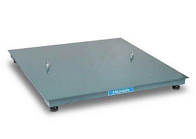 Balança Eletrônica Industrial Plataforma 500kg - Micheletti