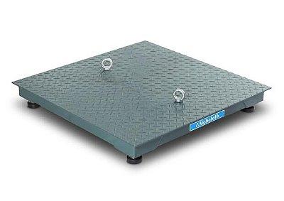 Balança Eletrônica Industrial Plataforma 2000kg - Micheletti
