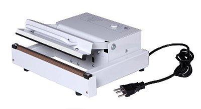 Seladora de embalagens 22 cm Multiuso e com Controle de Temperatura - Barbi