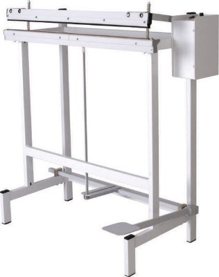 Seladora de embalagens 80 cm Industrial – Multiuso com Controle de Temperatura - Barbi