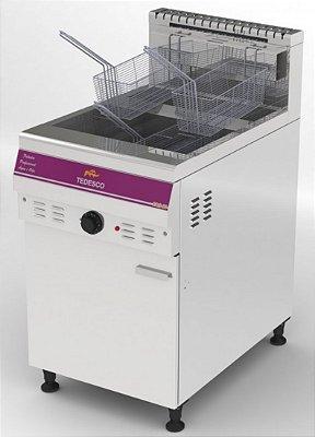 Fritador Profissional Fao-60 - 3 Cestos - Tedesco