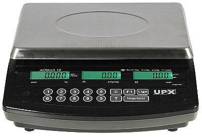 Balança eletrônica ACQUA 15KG - Upx Solution