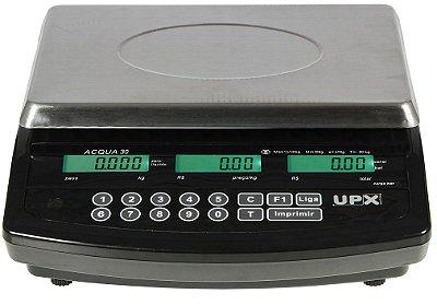 Balança Eletrônica ACQUA 30KG - Upx Solution