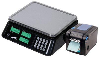 Balança Eletrônica Computadora Combo Wind Super 30 kg - Upx Solution