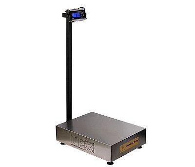 Balança Blue One Premium com Coluna modelos com capacidade de 6kg até 300kg- Upx Solution