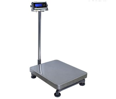 Balança Blue One Lite com capacidade de 150kg ou 300kg- Upx Solution