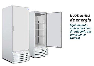 Freezer Vertical Tripla Ação VF56 - Metalfrio Lider no mercado em Refrigeração!